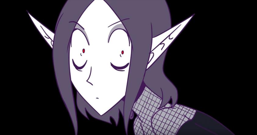 Короткометражка: The Silent. Четвёртая часть готической истории про девушку и вампира