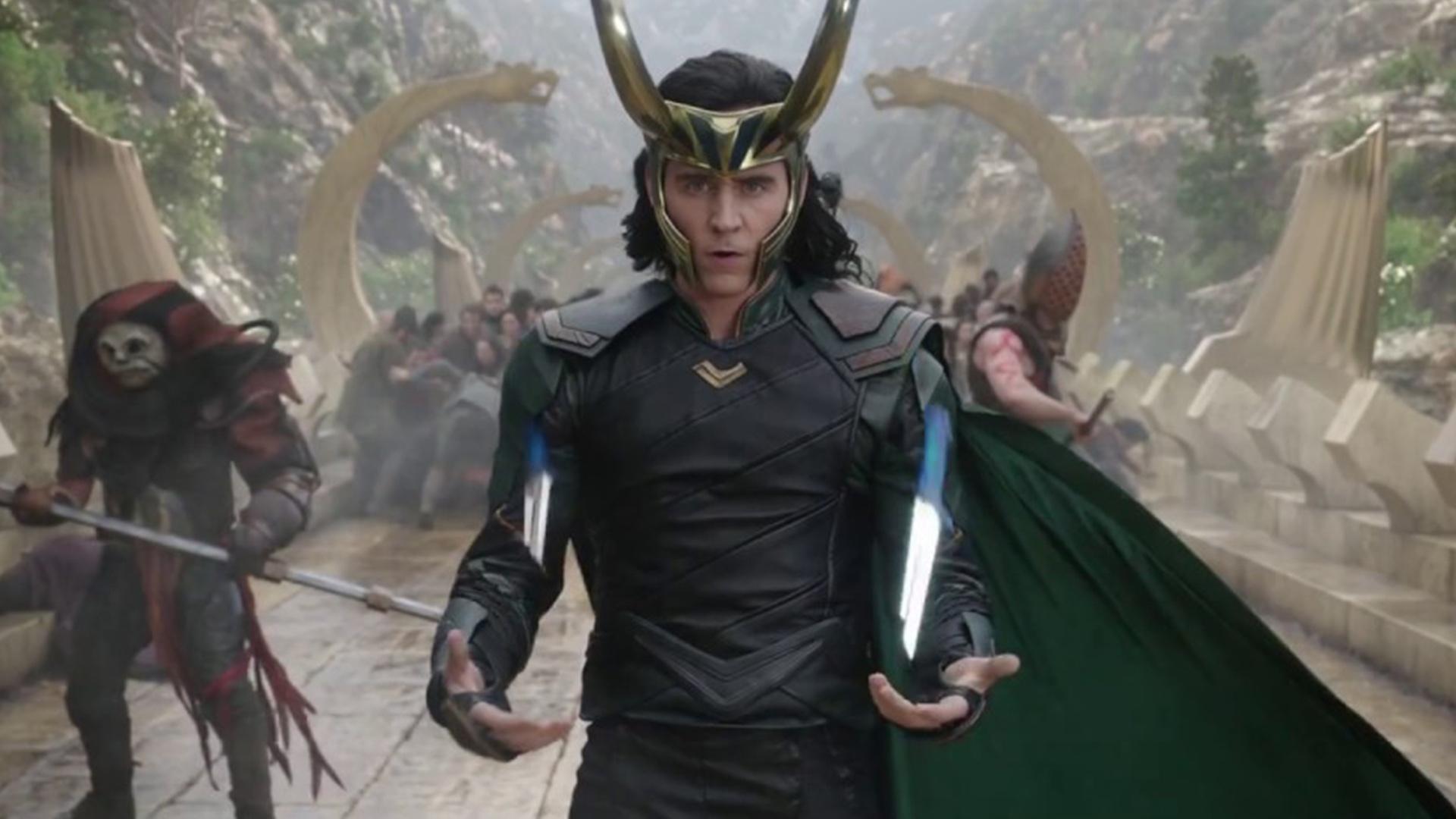 Слух дня: сериал про Локи из киновселенной Marvel расскажет о молодости героя