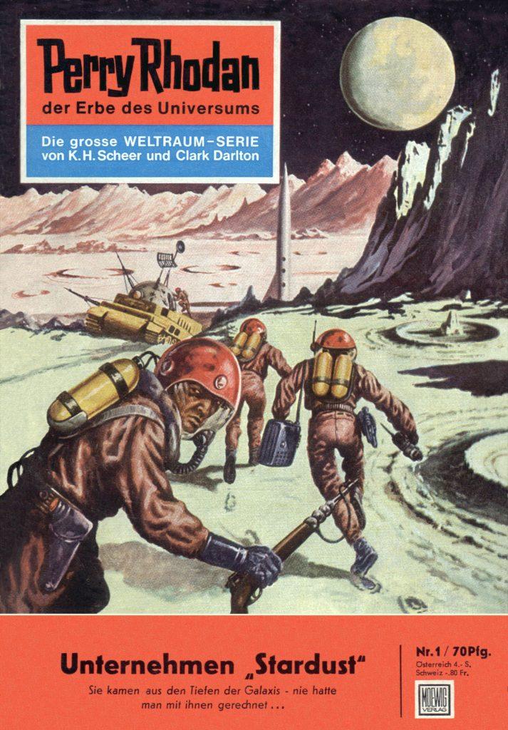 Перри Родан: 3000 книг самой длинной фантастической саги 16