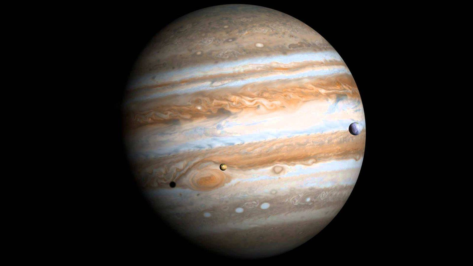 Имена новым спутникам Юпитера выберут с помощью твиттера