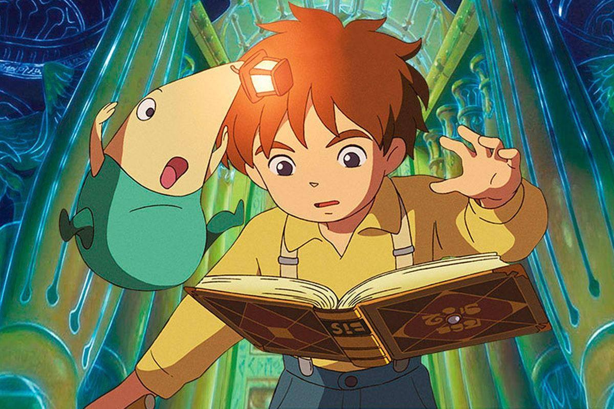 По игре Ni no Kuni снимут полнометражный мультфильм