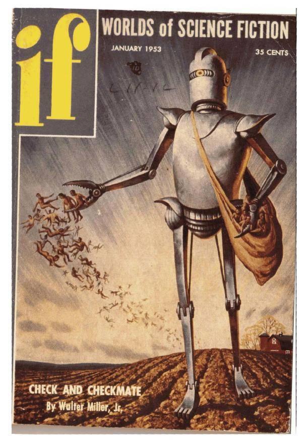 Находка: архив из 12 тысяч оцифрованных пальп-журналов за период с 1896 по 1950-е 1
