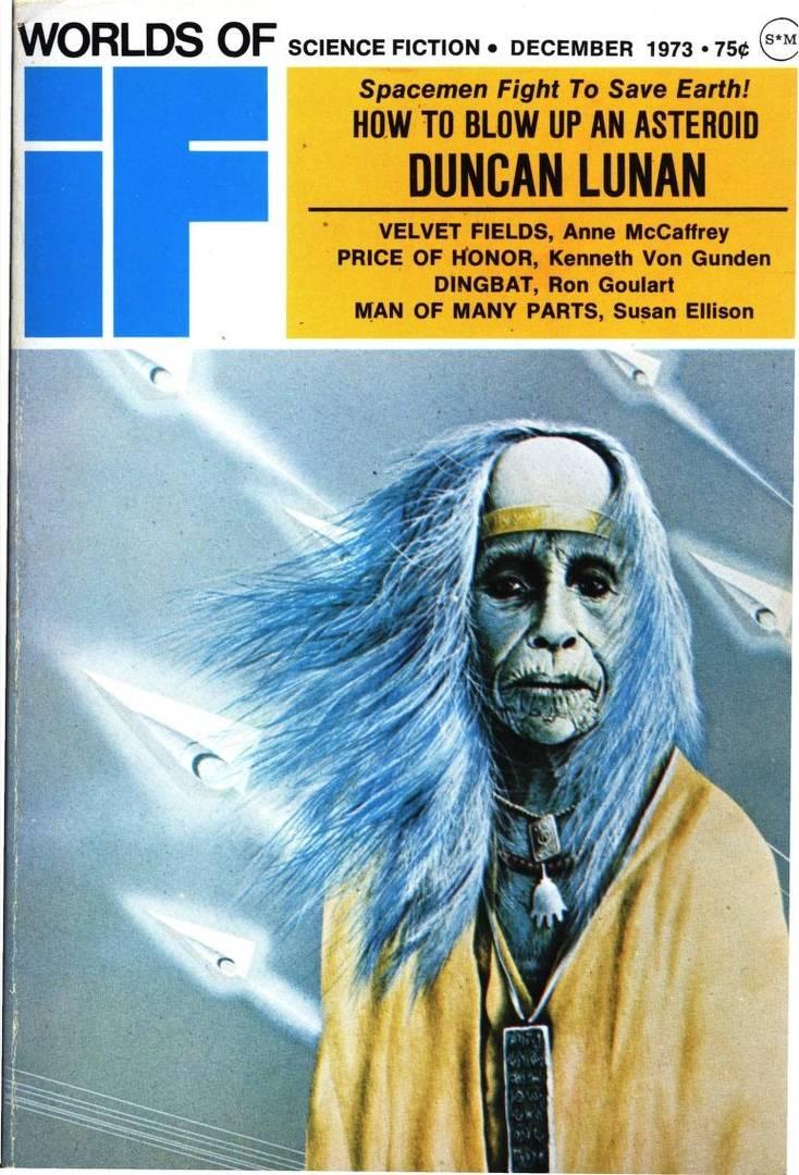 Находка: архив из 12 тысяч оцифрованных пальп-журналов за период с 1896 по 1950-е 2