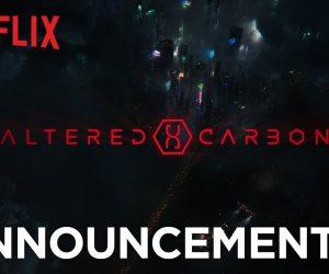 В сети появился тизер второго сезона «Видоизменённого углерода»