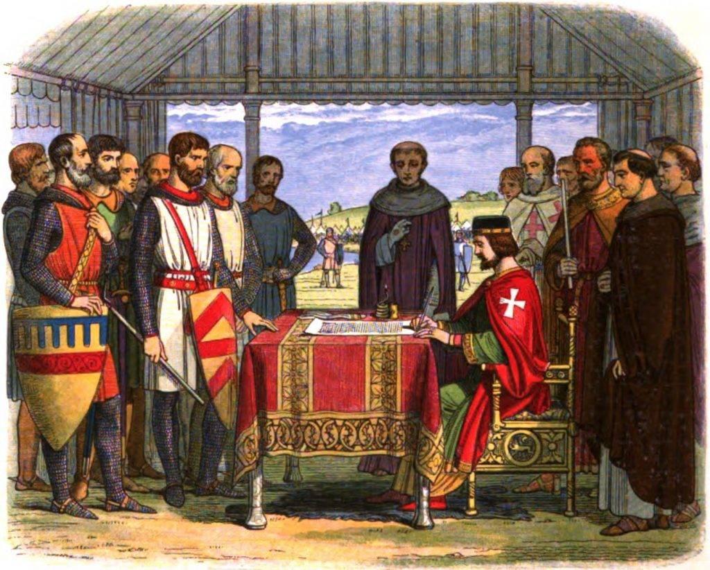 При дворе средневекового короля. Как жили придворные