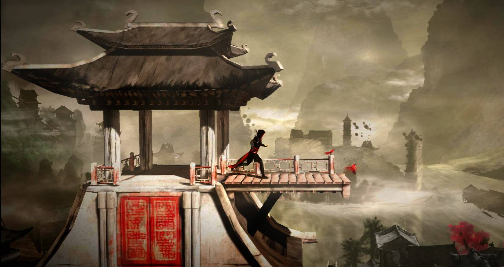 Раздача: хоррор про перевал Дятлова и Assassin's Creed в Китае
