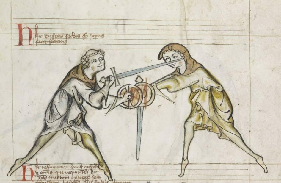 О, щит! Щиты в древности и средневековье 15