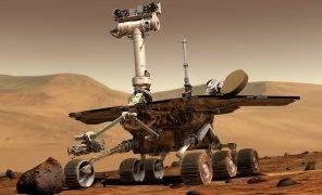 Марсоход «Оппортьюнити» воссоздали в Dungeons & Dragons