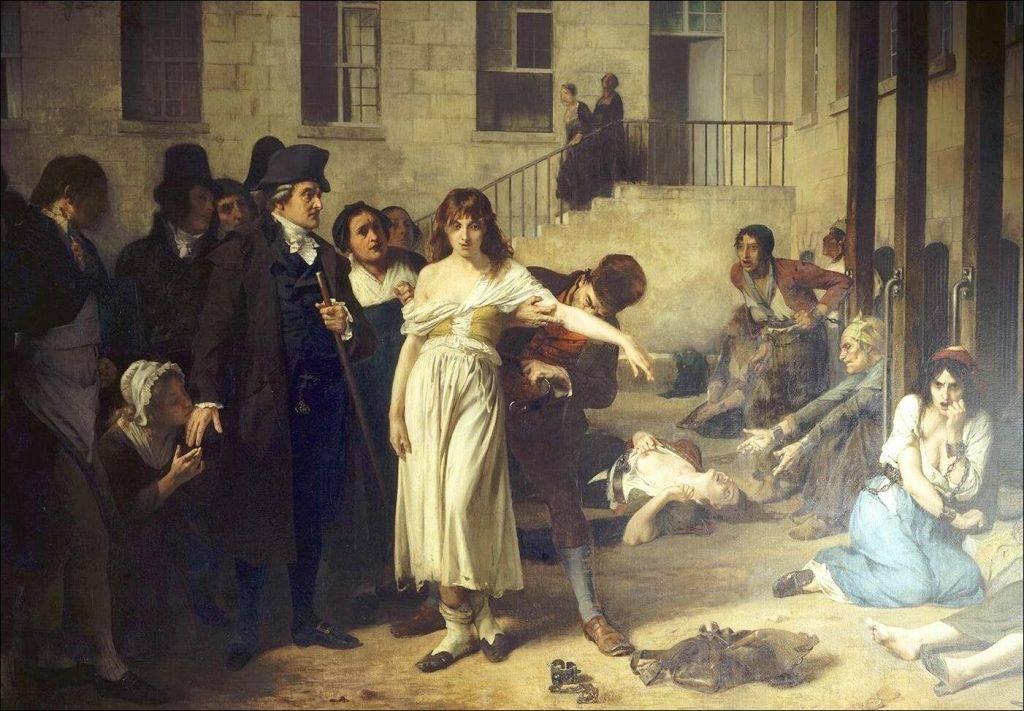 Бедлам, лоботомия и цепи: жуткая история психиатрии 28