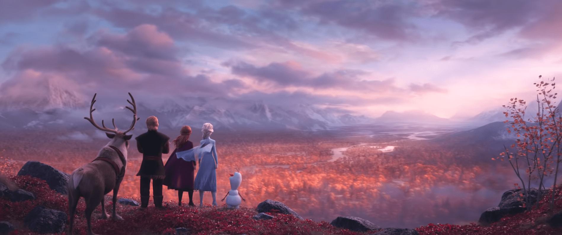 СМИ: Disney выпустила трейлер «Холодного сердца 2» на месяц раньше из-за реакции на тизер «Аладдина»