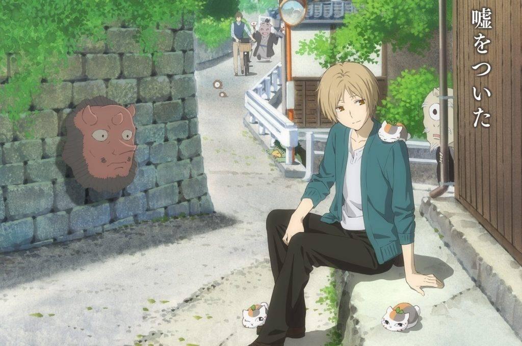«Тетрадь дружбы Нацумэ»: что надо знать перед походом на аниме 5