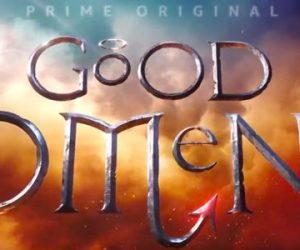 Все серии «Благих знамений» выйдут на Amazon 31 мая