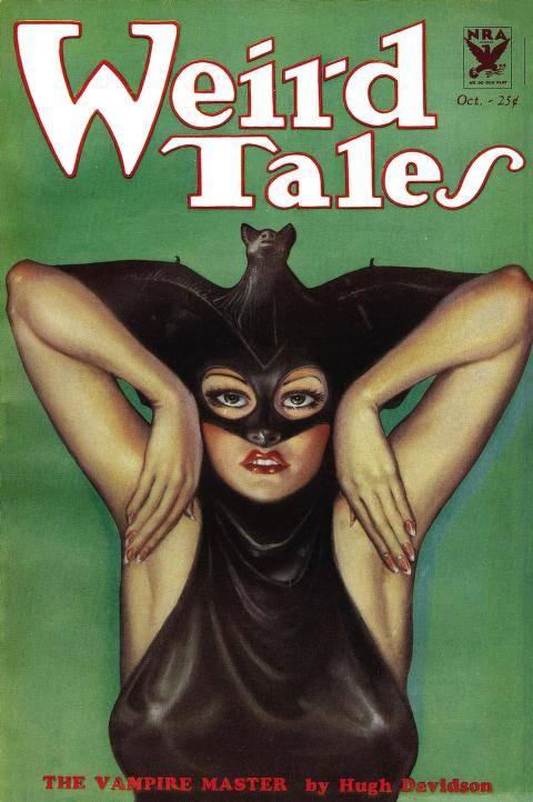 Находка: архив из 12 тысяч оцифрованных пальп-журналов за период с 1896 по 1950-е 3