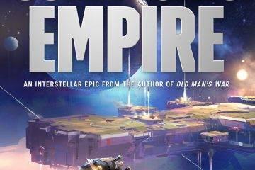 Джон Скальци The Collapsing Empire: Космическая опера с упором на политические интриги