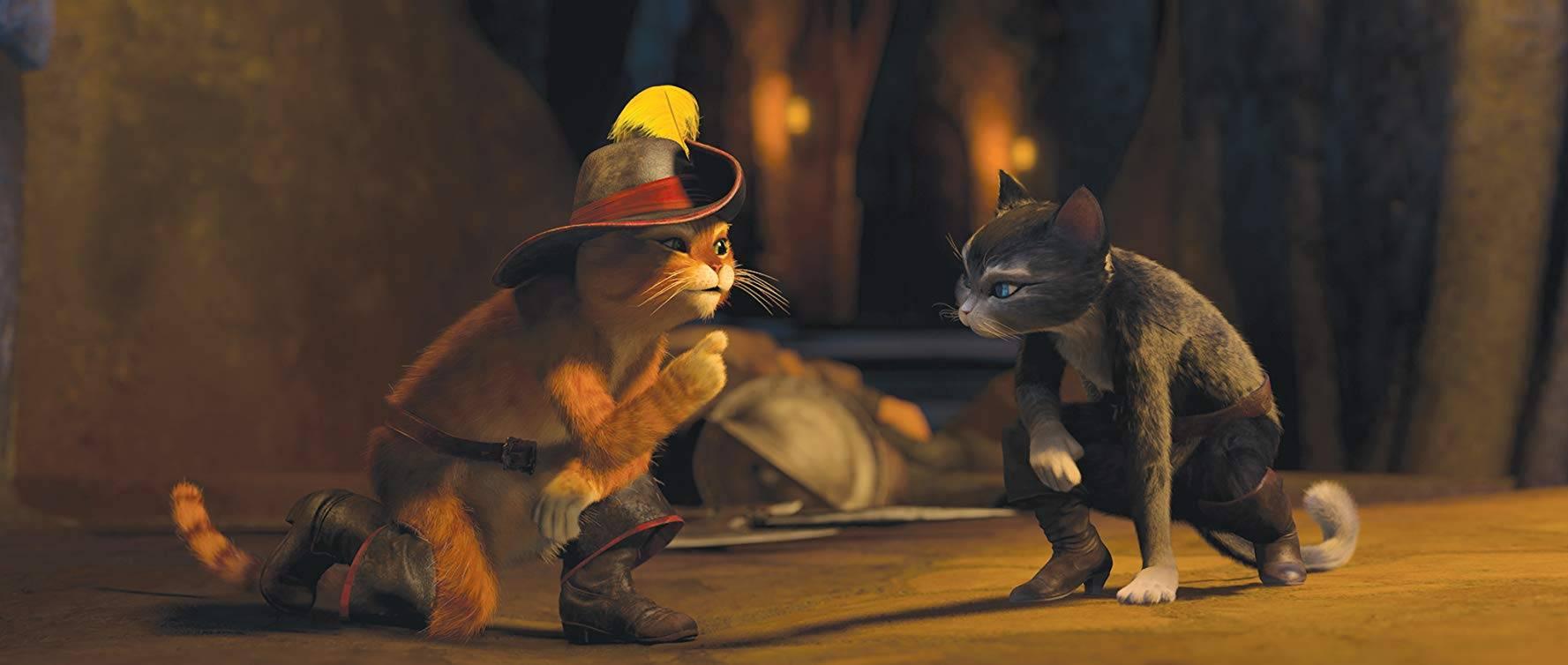 СМИ: DreamWorks запускает в производство вторую часть «Кота в сапогах»