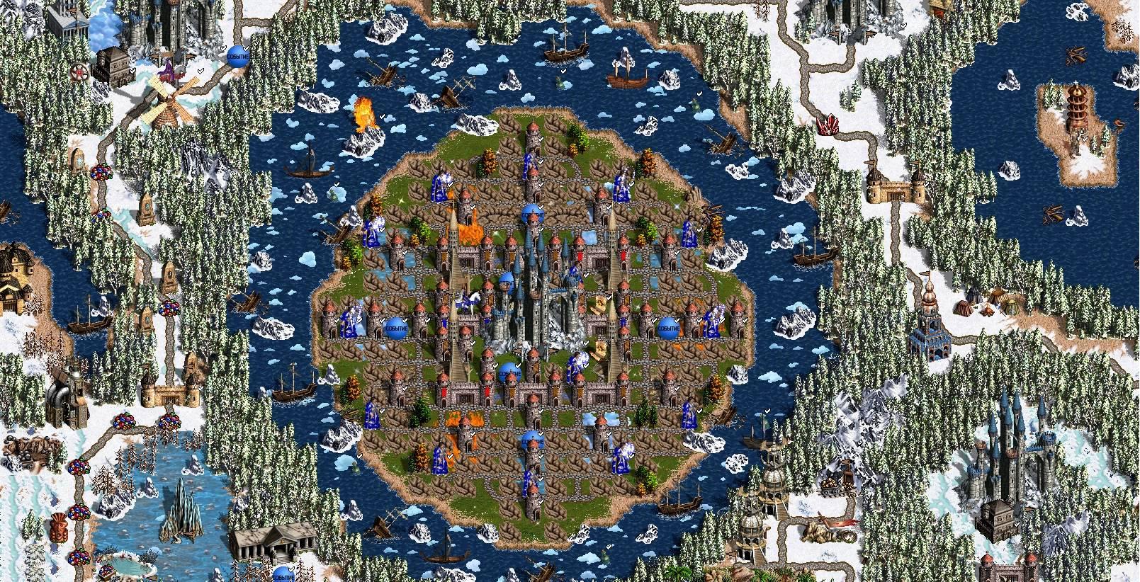 20 лет «Героям Меча и Магии 3». Чем живёт культовая игра сегодня 9