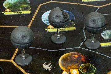 Настолка «Звёздные войны: Восстание». Помогите Дарту Вейдеру дожить до старости! 3