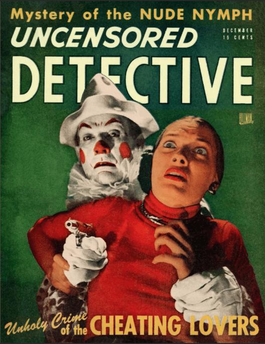Находка: архив из 12 тысяч оцифрованных пальп-журналов за период с 1896 по 1950-е 6