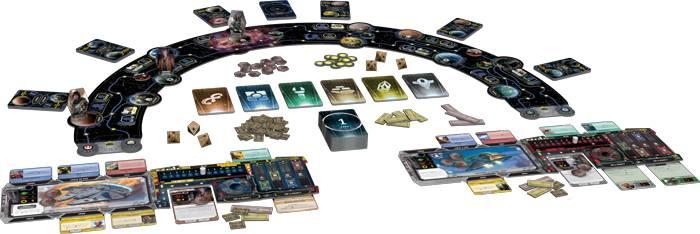 FFG представила настолку по «Звёздным войнам» — про охотников за головами и наёмников