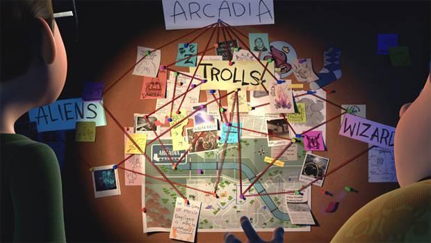 «Трое снизу: Истории Аркадии»: технофэнтези от Гильермо Дель Торо 7