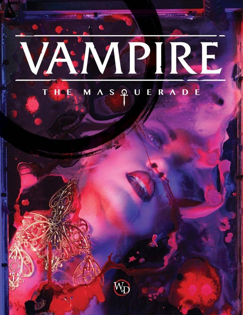 Paradox запустили «сервис знакомств» — вероятно, это ARG по миру Vampire: The Masquerade 1
