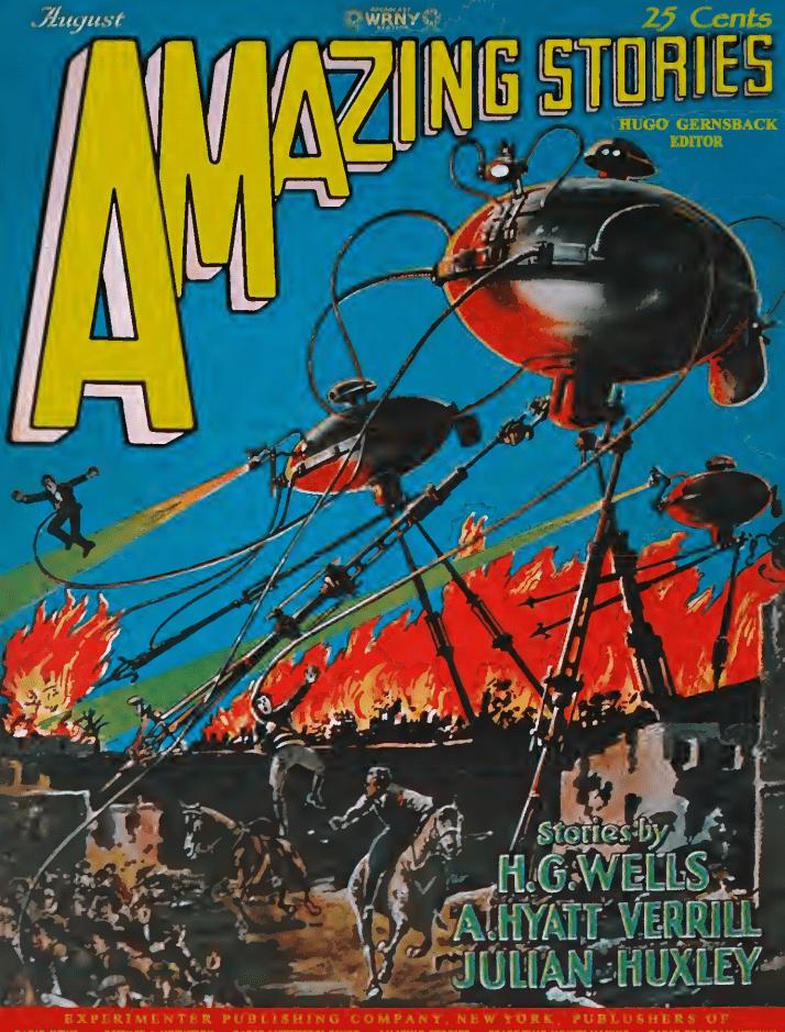 Находка: архив из 12 тысяч оцифрованных пальп-журналов за период с 1896 по 1950-е 12
