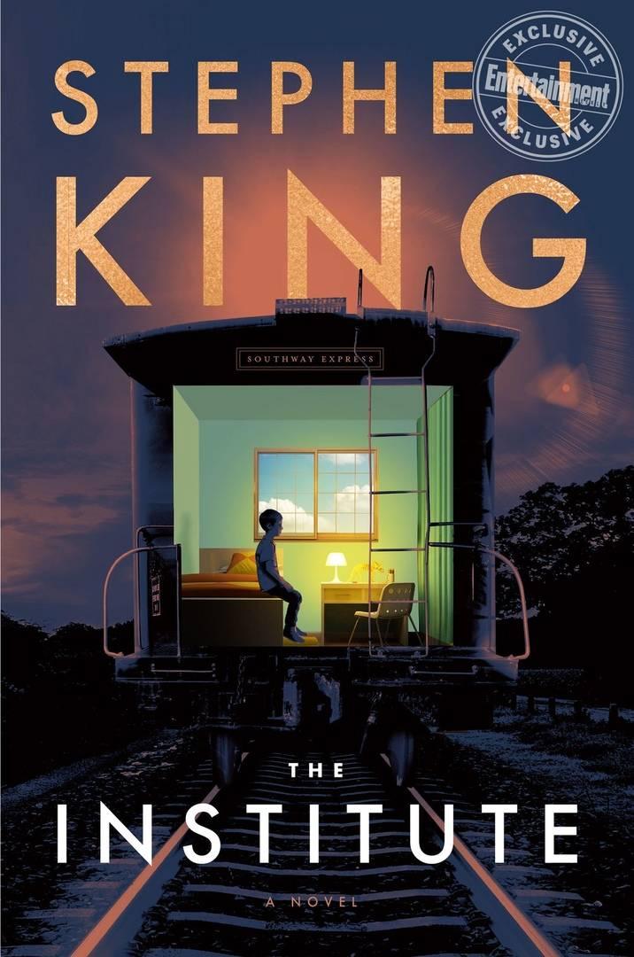 Стивен Кинг анонсировал «Институт» — роман в духе «Воспламеняющей взглядом» 1