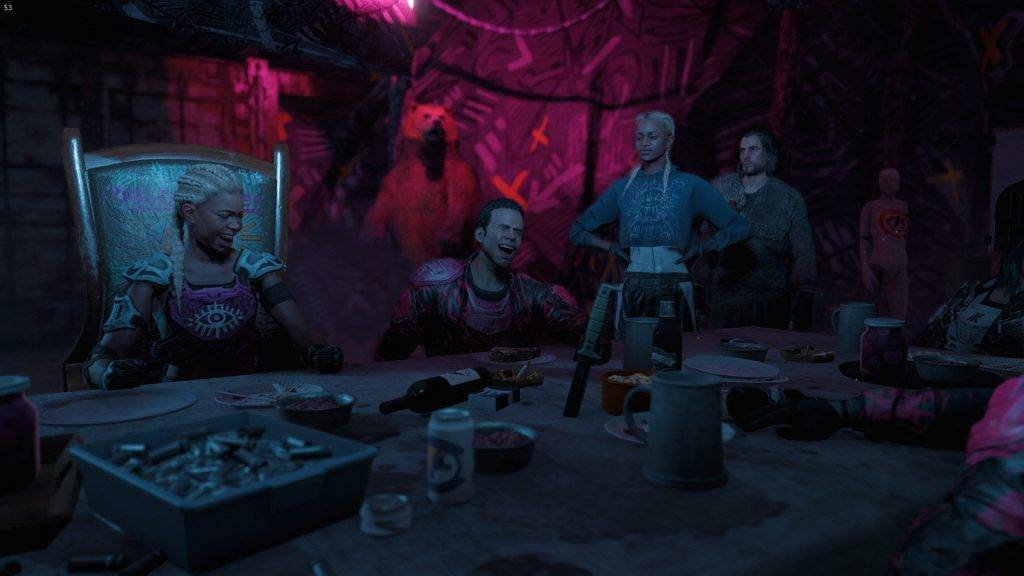 Far Cry New Dawn. Атомный рейв 12