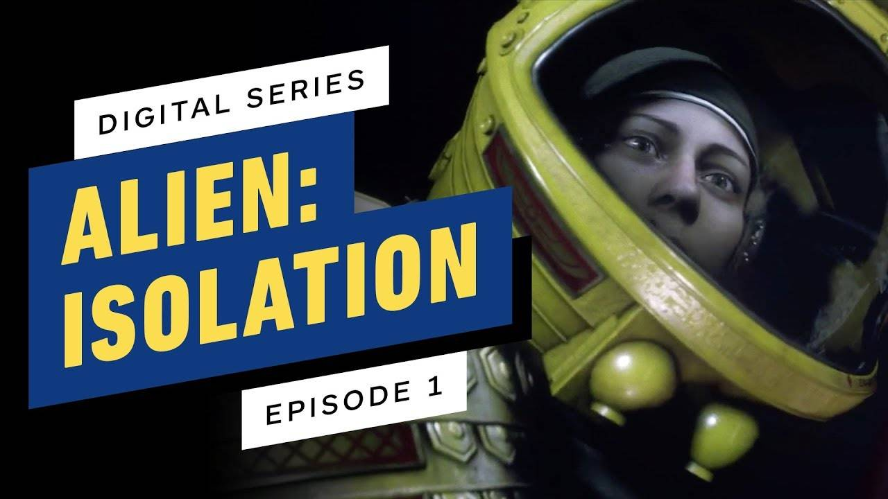 Веб-сериал Alien: Isolation — 70 минут истории Аманды Рипли