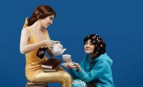Косплей: Ванилопа и принцессы Disney из второй части «Ральфа»