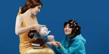Косплей: Ванилопа и принцессы Disney 1