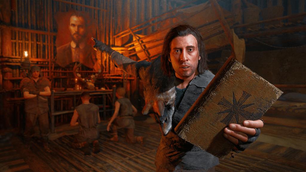Иосиф Сид и концовки Far Cry 5 и New Dawn 8