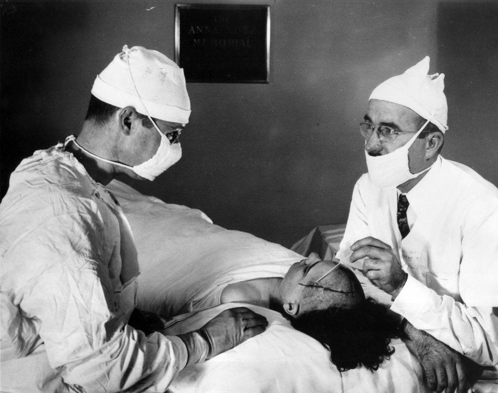 Бедлам, лоботомия и цепи: жуткая история психиатрии 25