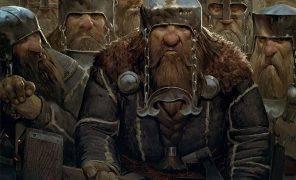 Тактика и оружие гномов: хирд, топор и баранья кавалерия