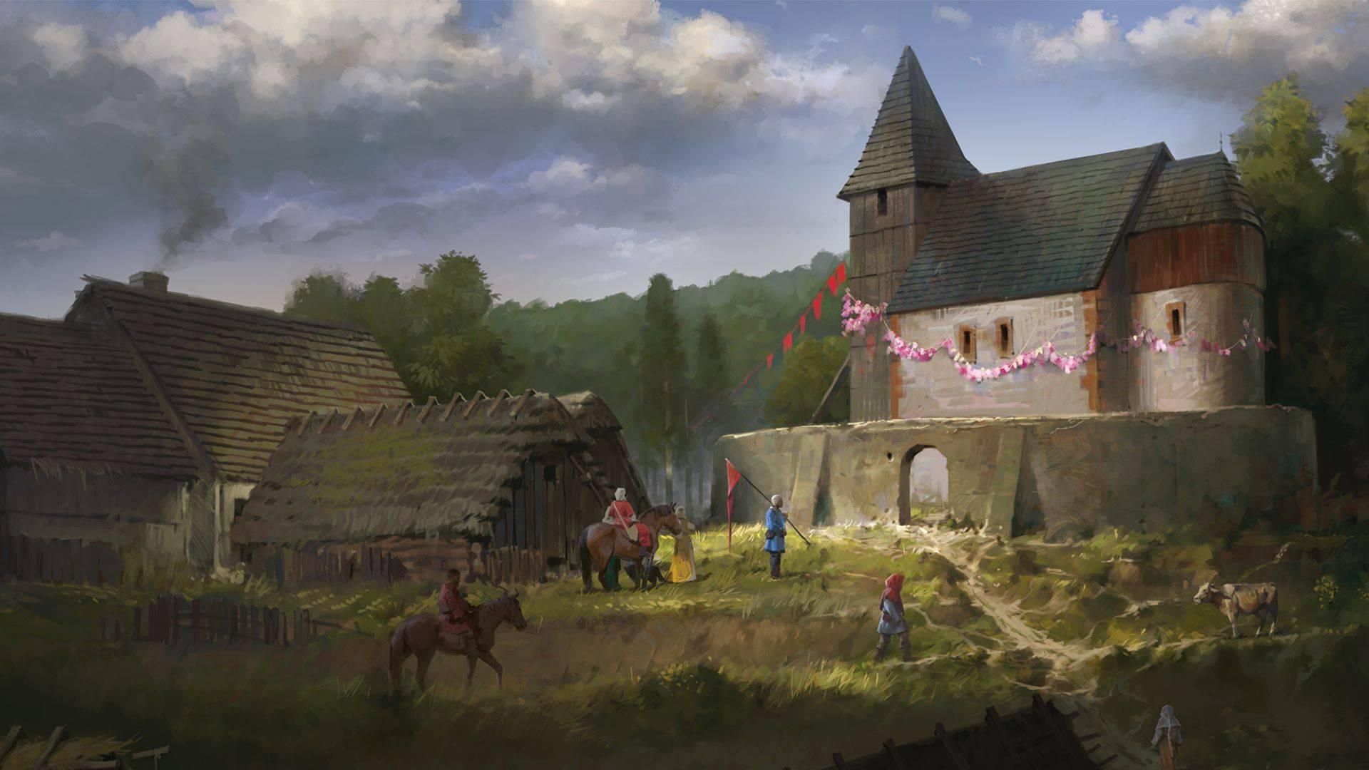 Издатель THQ Nordic приобрёл создателей Kingdom Come: Deliverance