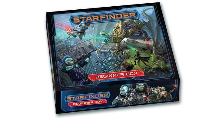 На CrowdRepublic начался сбор средств на издание стартового набора НРИ Starfinder