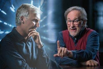 Кэмерон и Спилберг обсуждают инопланетян и будущее