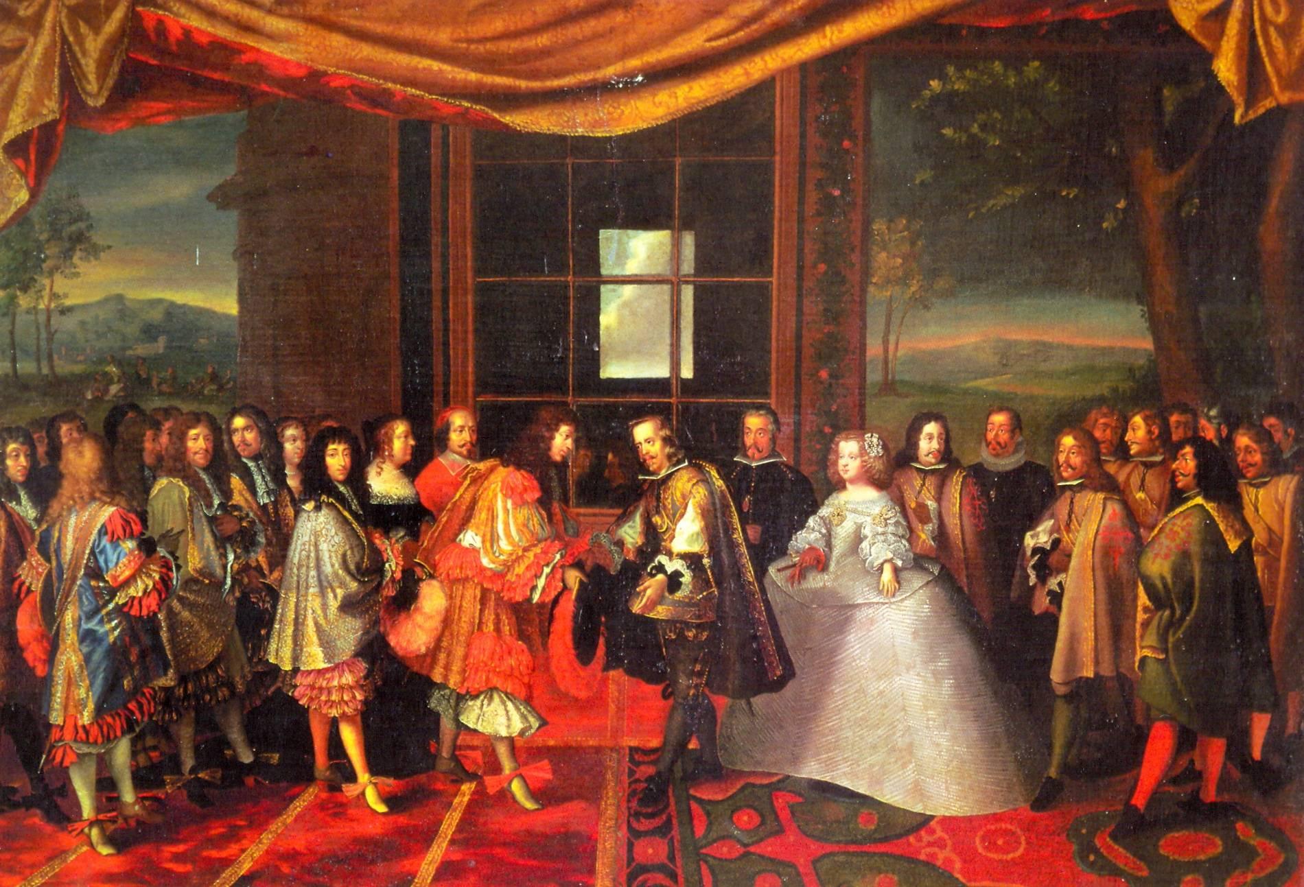 При дворе средневекового короля. Как жили придворные 12