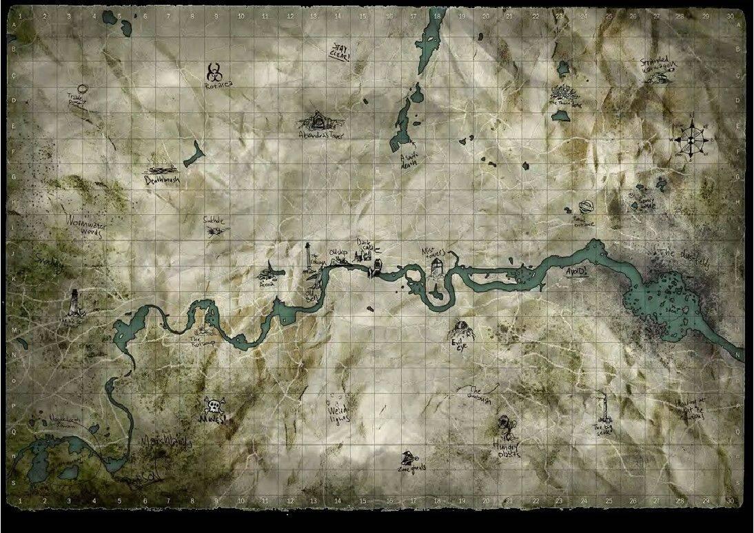 В поисках рая: обзор настольной ролевой игры «Мутанты. Точка отсчёта» 6
