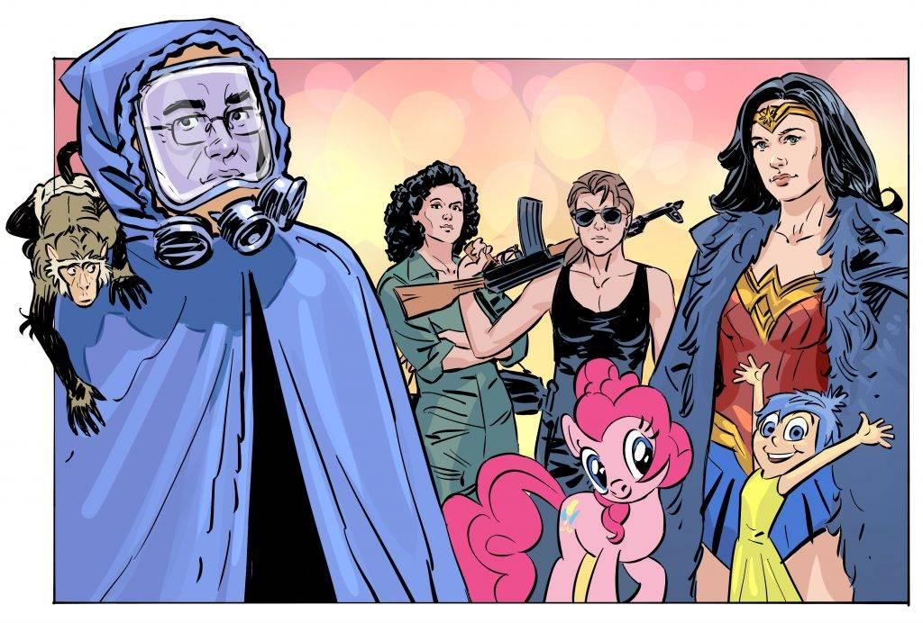 Мир фантастики №186 (март 2019) 1