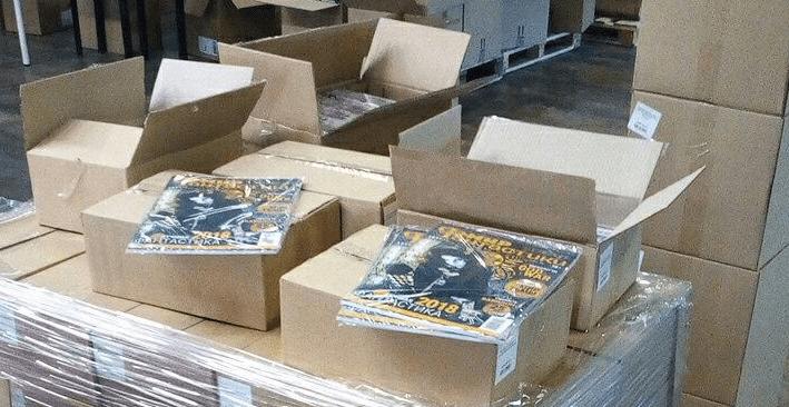 CrowdRepublic начинает рассылку первого возрождённого номера «Мира фантастики»