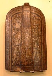 О, щит! Щиты в древности и средневековье 9