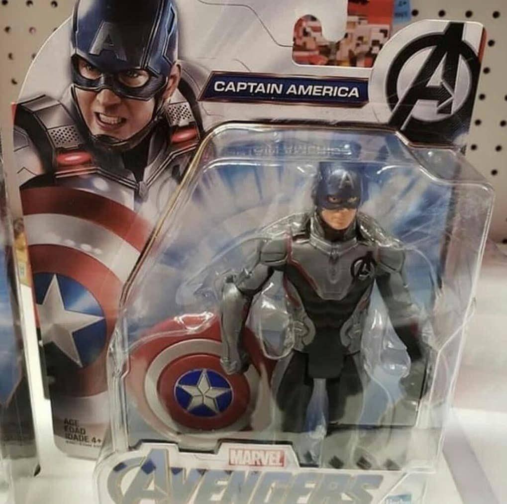 Утечка: игрушки по «Мстителям» показали ещё один меха-костюм и персонажа с когтями 6