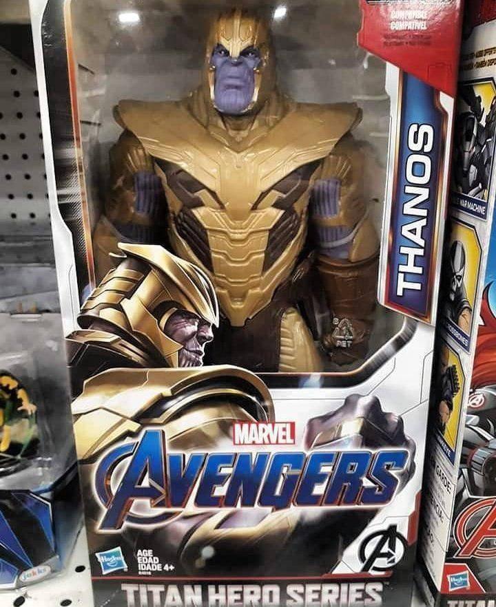 Утечка: игрушки по «Мстителям» показали ещё один меха-костюм и персонажа с когтями 8