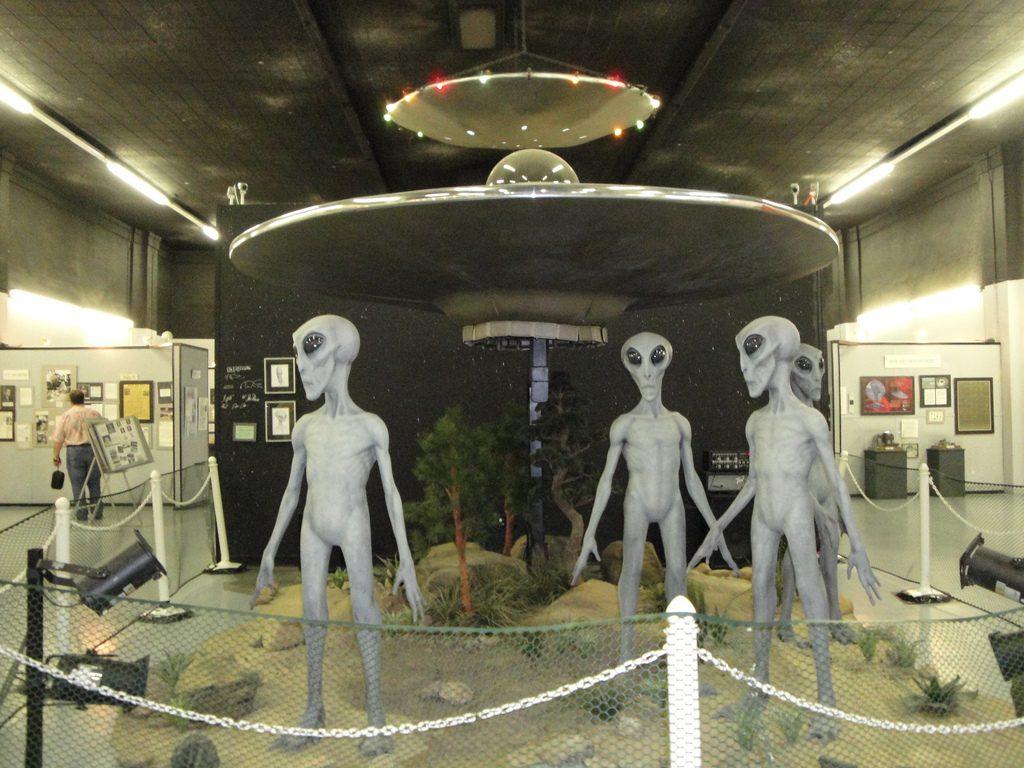 Серые пришельцы. Откуда взялись самые известные инопланетяне 13