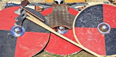 О, щит! Щиты в древности и средневековье 17