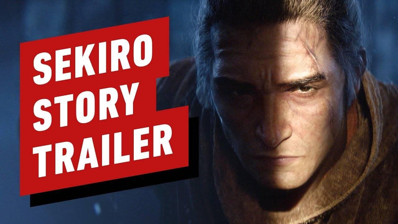 Сюжетный трейлер и системные требования Sekiro: Shadows Die Twice