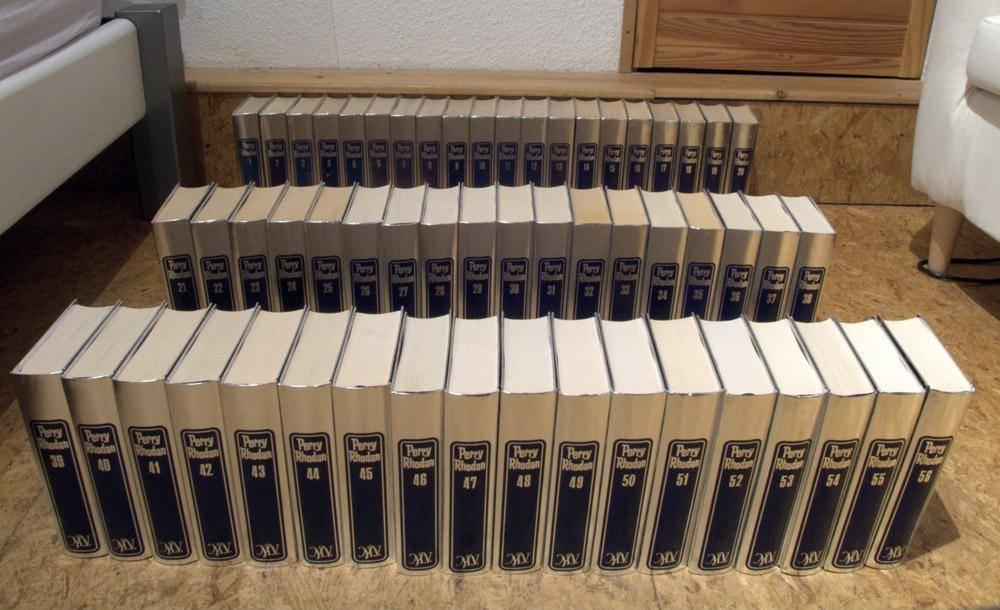 Перри Родан: 3000 книг самой длинной фантастической саги 3