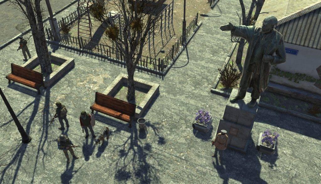 Дом, который построил Гриб. ATOM RPG как образцовый русский Fallout 14