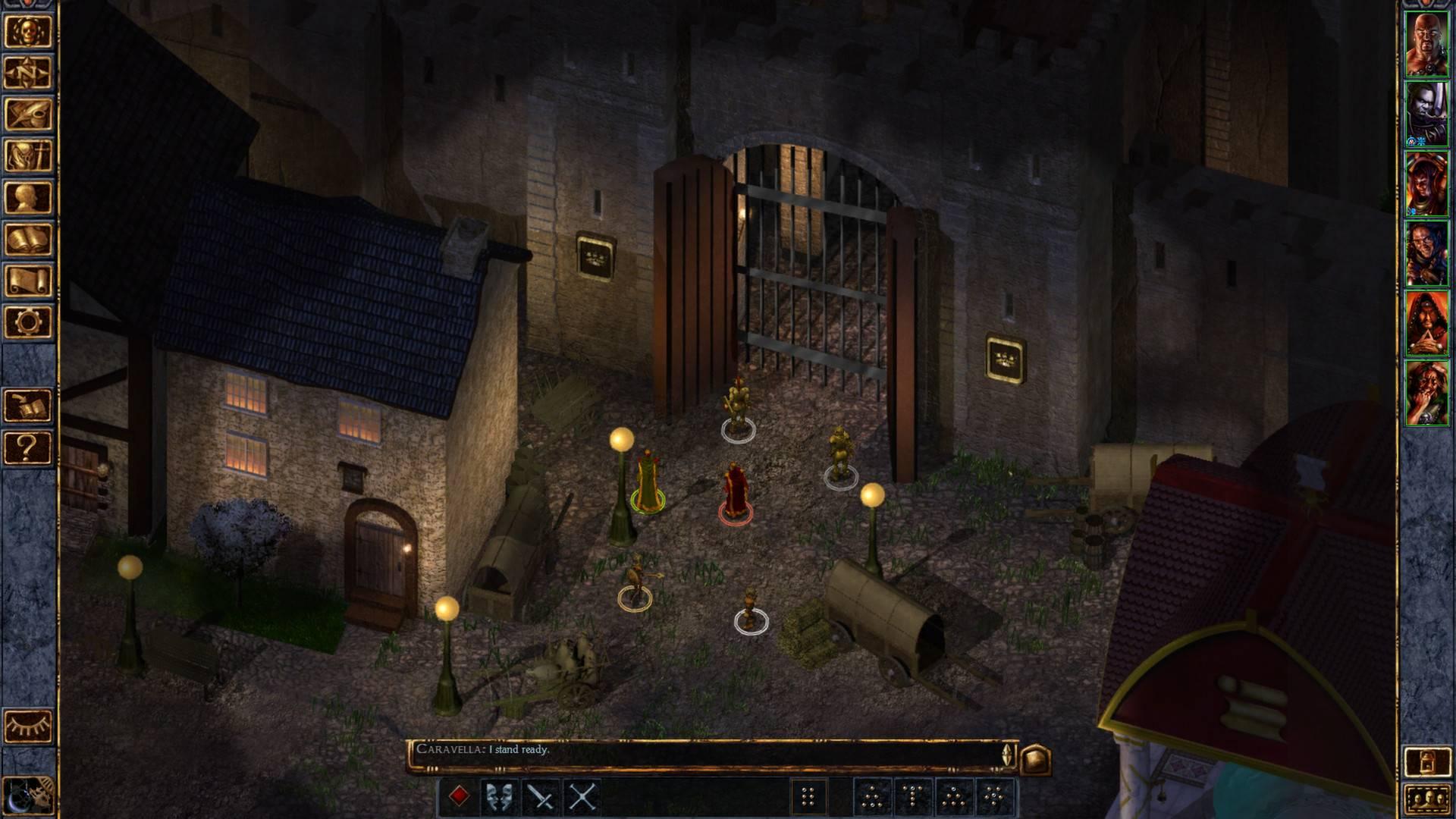 Baldur's Gate, Neverwinter Nights и другие культовые ролевые игры выйдут на консолях в 2019 году